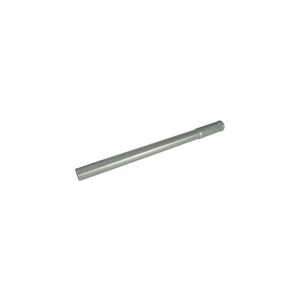 Aluminiums rør 50 cm m. nylonforing