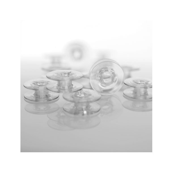 Pfaff  - Spoler 10-pak, grå