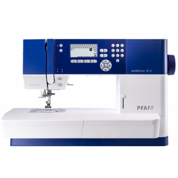 Pfaff Ambition 610 symaskine
