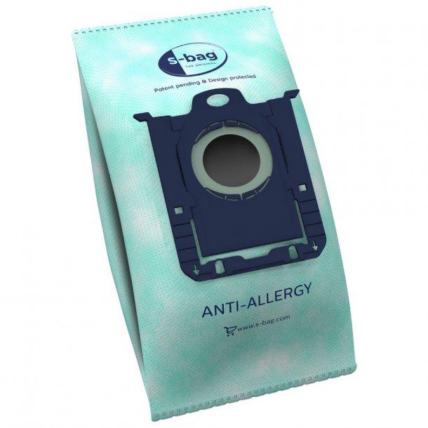Electrolux S-bag Anti-Allergy E206S fleece pose (4 stk.) ORG.