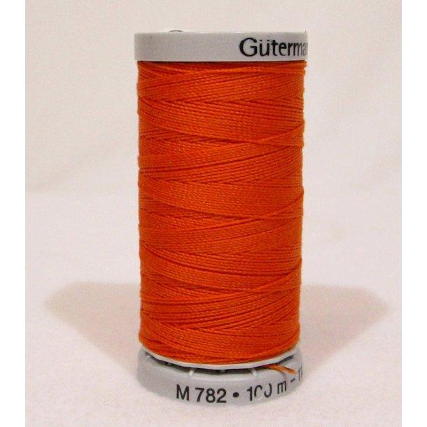 Sytråd ekstra stærk 100 mtr. orange