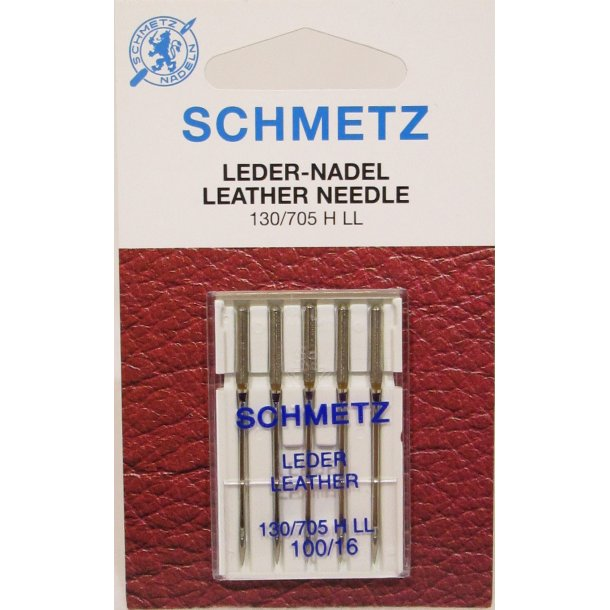 Schmetz læder 130/705H LL 100
