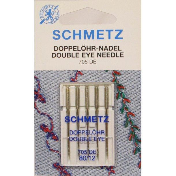 Schmetz dobbelt øjet 705DE80