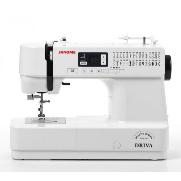 Janome Driva M30A symaskine