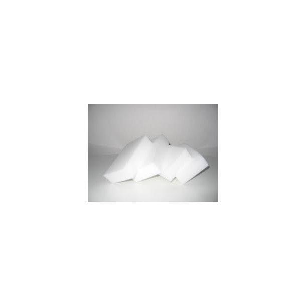 Melaminsvamp hvid