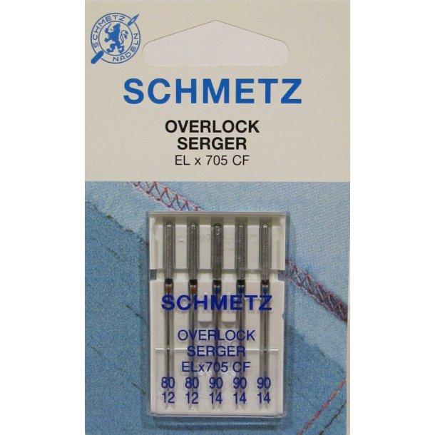 Schmetz overlock ELX705 CF 80-90