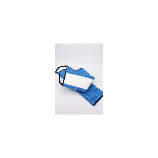 Universalmoppe microfiber 45,5 cm.
